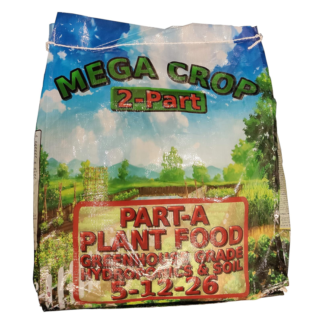 Mega Crop 2 Part Bag