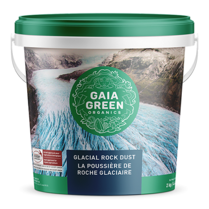 Gaia Green Glacial Rock